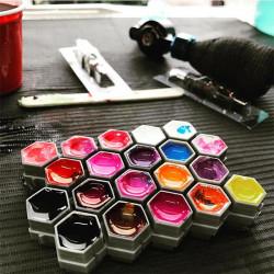 «Соты» для краски