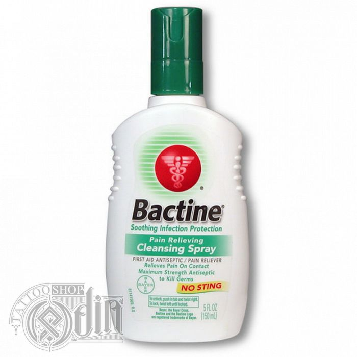 Bactine Anesthetic & Antiseptic Spray