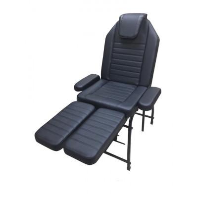Кресло клиента на металическом основании