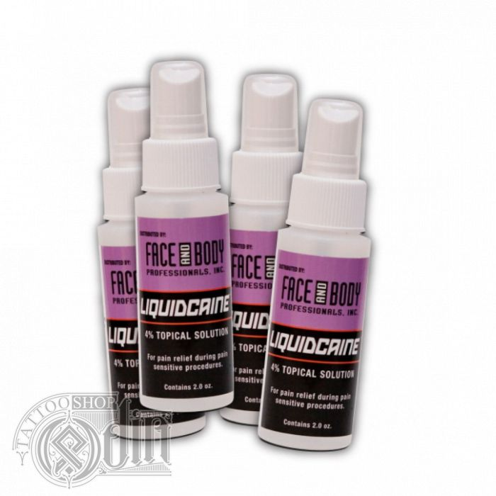 Liquidcaine - Охлаждающий спрей
