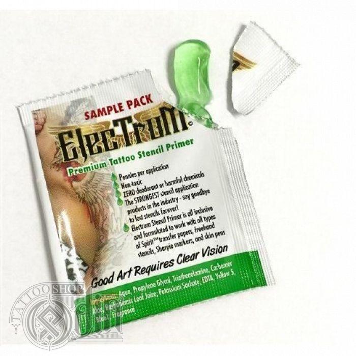 ElecTrum Tattoo Stencil (Разовая упаковка)