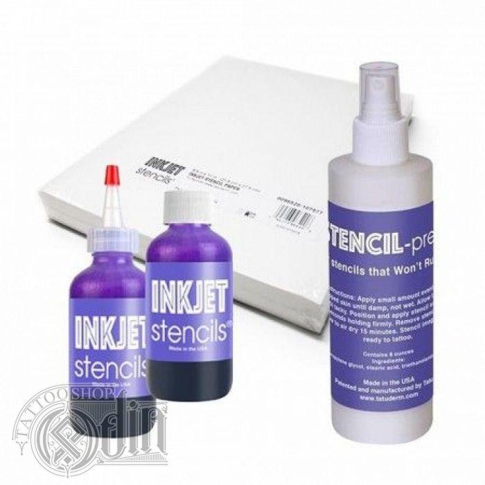 Набор InkJet Stencils (Годен до 10/2020)