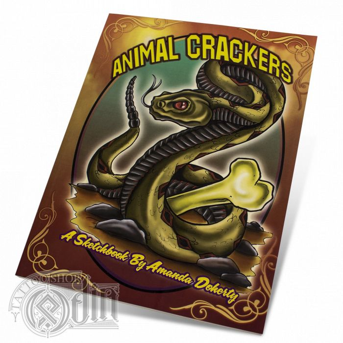 Amanda Doherty (Stinky Monkey Publisher) - Animal Crackers Book