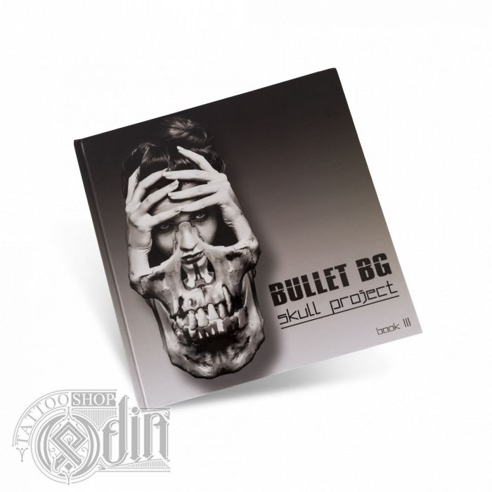 Bullet BG - Skull Project Book III