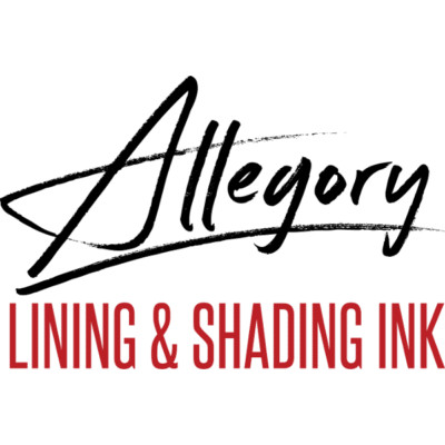 Allegory BLAK Premium Tattoo ink