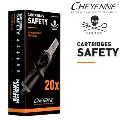 Cheyenne Safety Картриджи