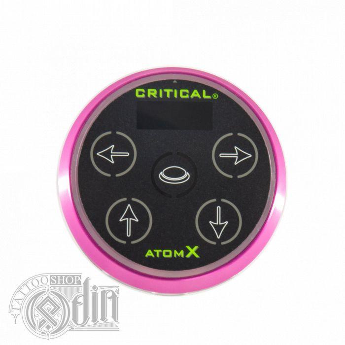 Блок Critical Atom X - Розовый
