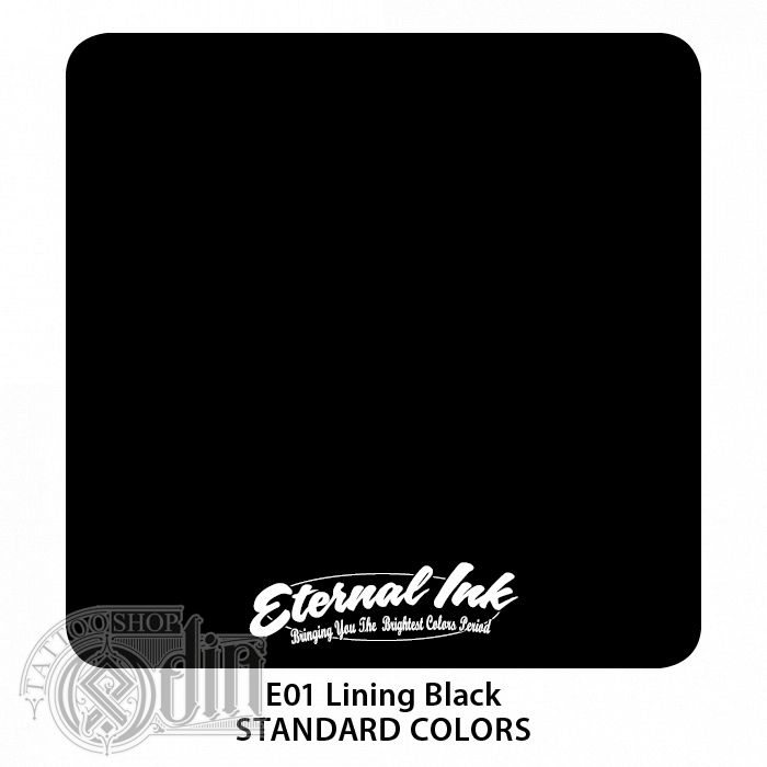 Eternal Lining Black (годен до 11/2020)