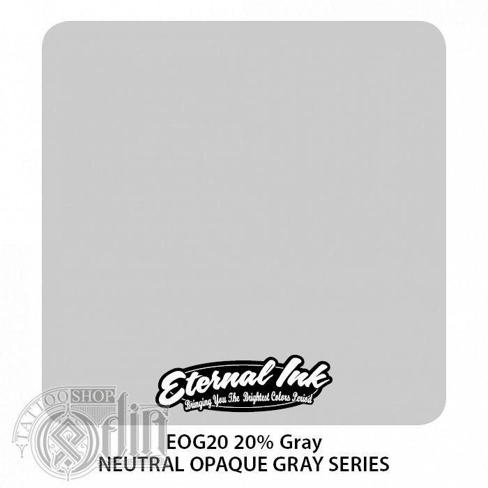 Neutral Gray 20 (годен до 10/2020)