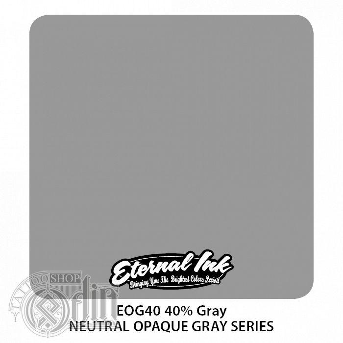 Neutral Gray 40