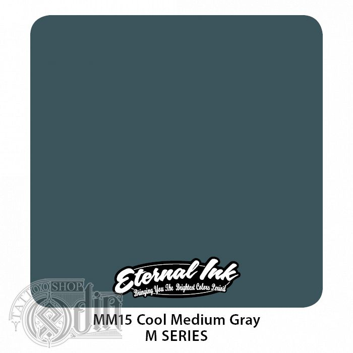 Cool Medium Gray