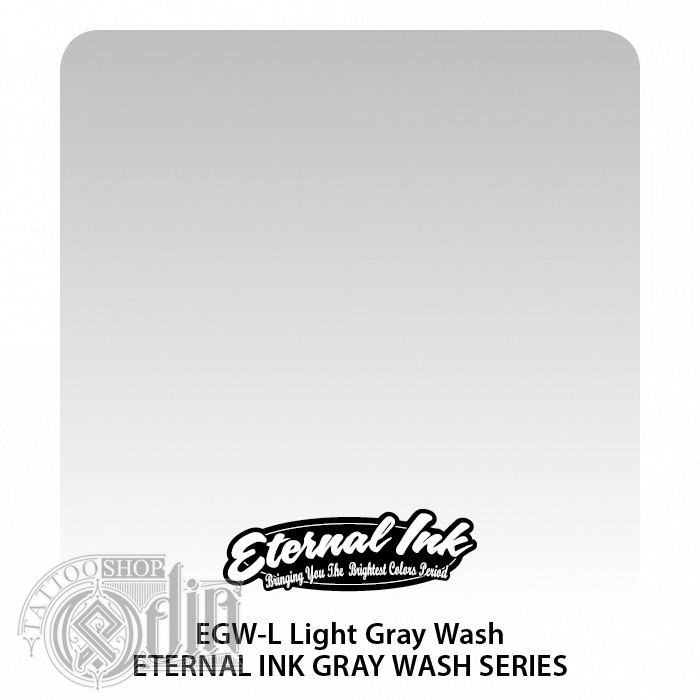 Eternal Light Gray Wash