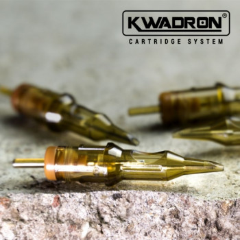 KWADRON® Cartridge System - Round Shaders