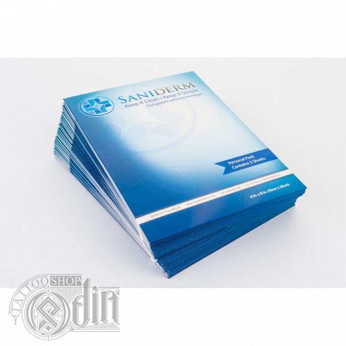 Saniderm - персональная упаковка  (20 х 25 см)