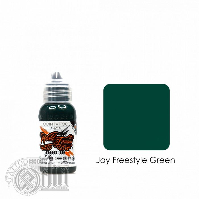 Jay Freestyle - Green