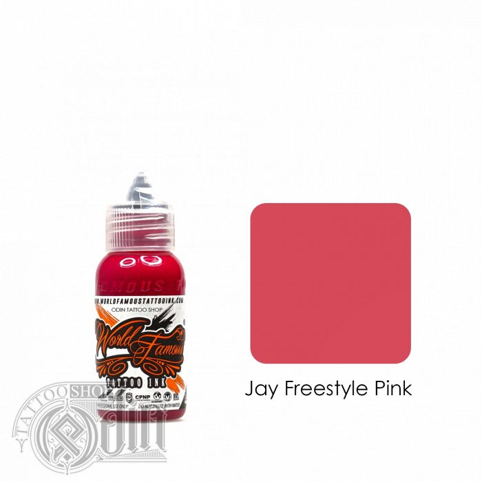 Jay Freestyle - Pink