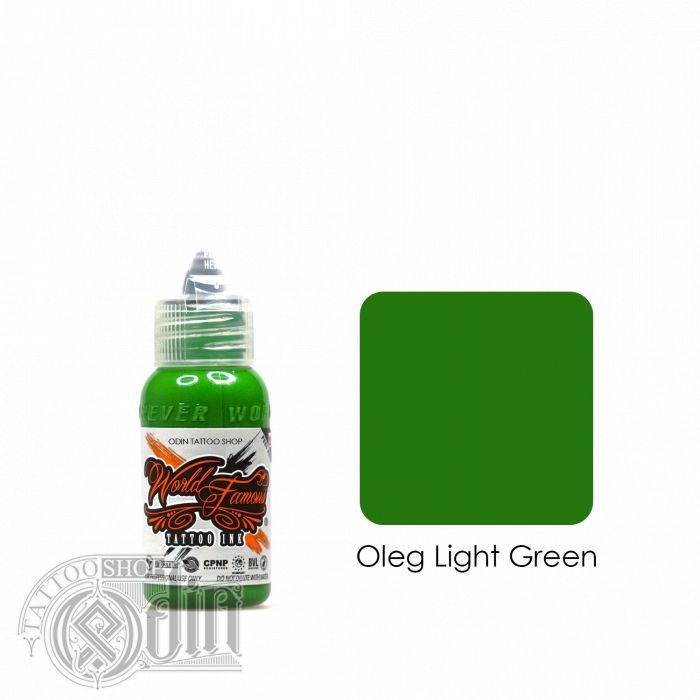Oleg Light Green