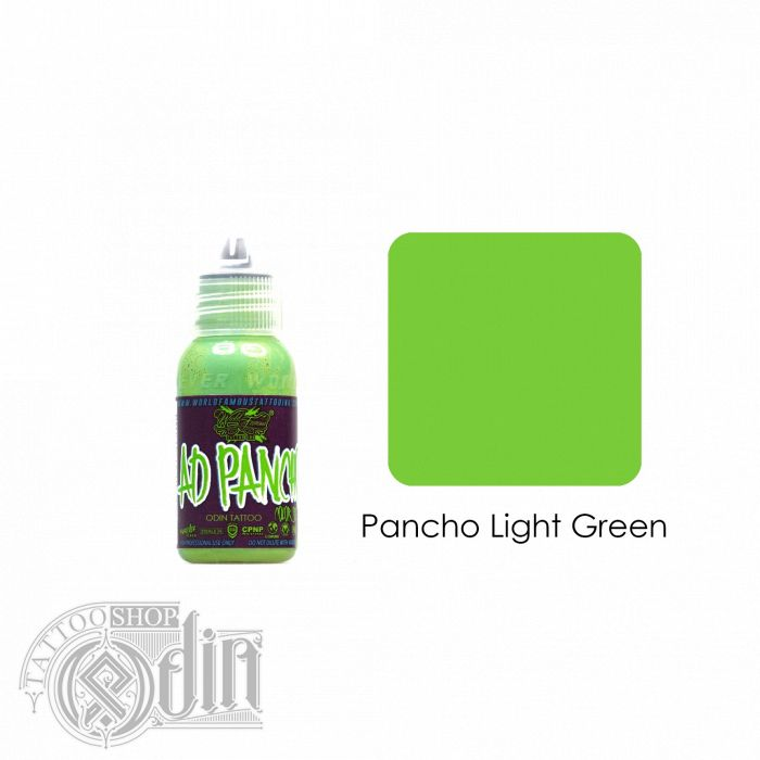 Pancho Light Green