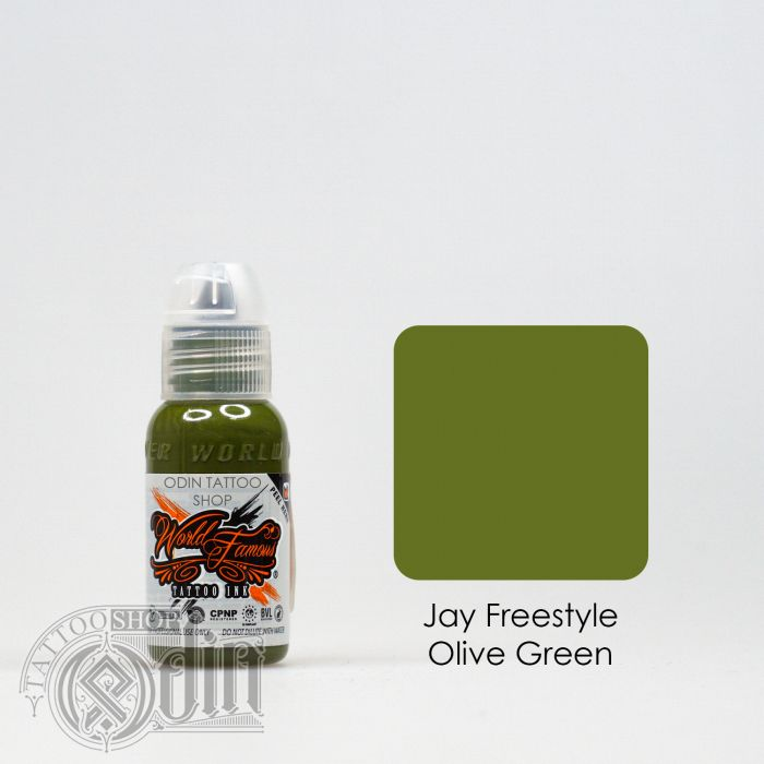 Jay Freestyle - Olive Green