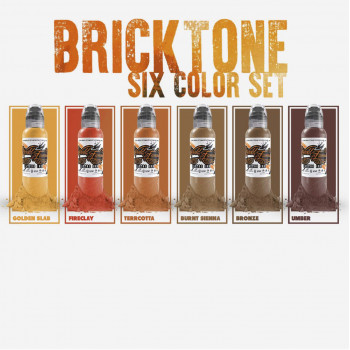 Maks Kornev's Brick Tone Color Set