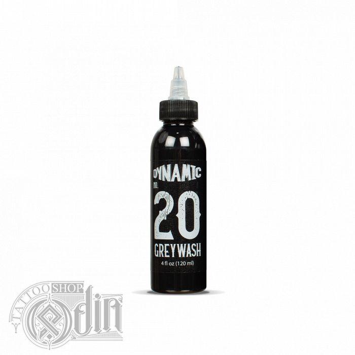 Dynamic Greywash #20, 4 oz