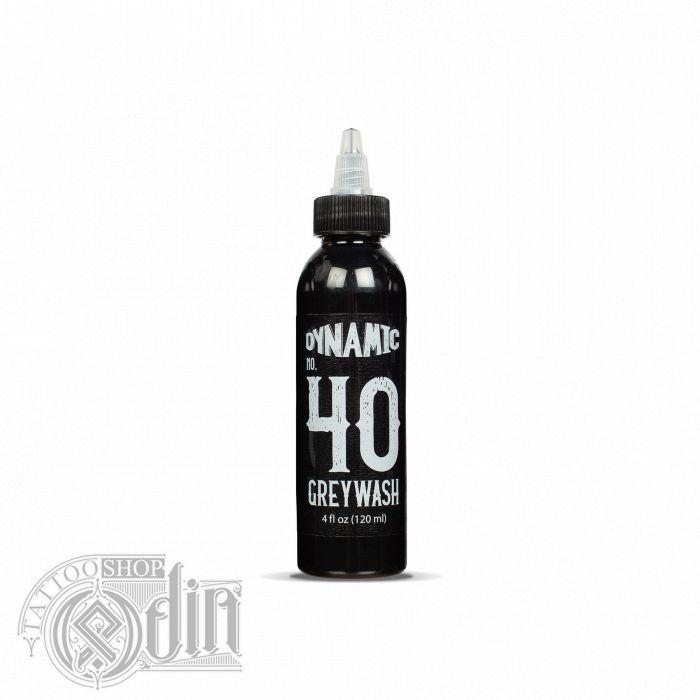 Dynamic Greywash #40, 4 oz