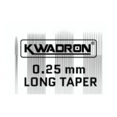 Kwadron Long Taper - 0.25mm