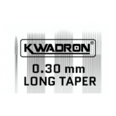 Kwadron Long Taper - 0.30mm