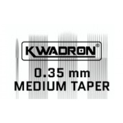 Kwadron Medium Taper - 0.35mm