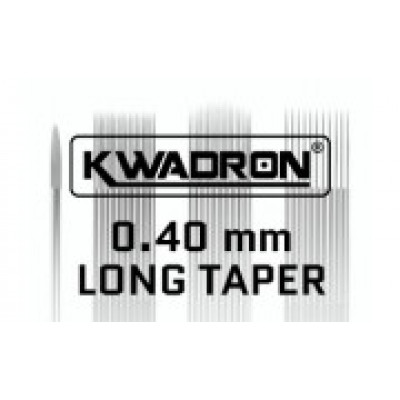 Kwadron Long Taper - 0.40mm