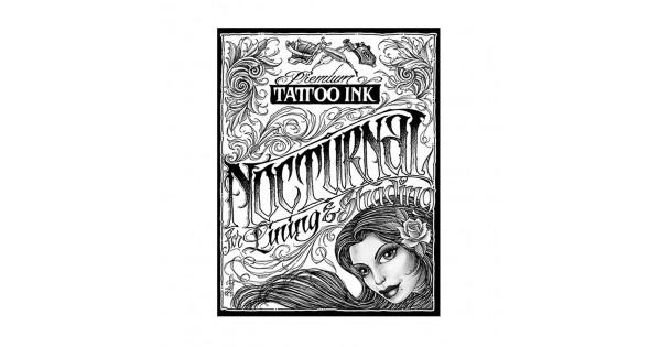 Nocturnal tattoo ink for Nocturnal tattoo ink