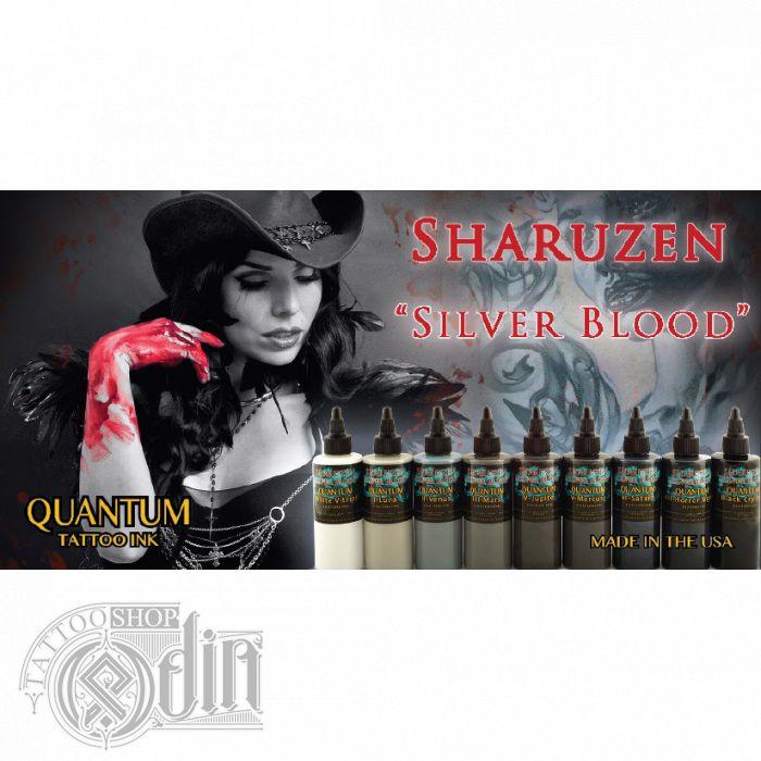 Quantum Sharuzen Silver Blood Set 9 Colors