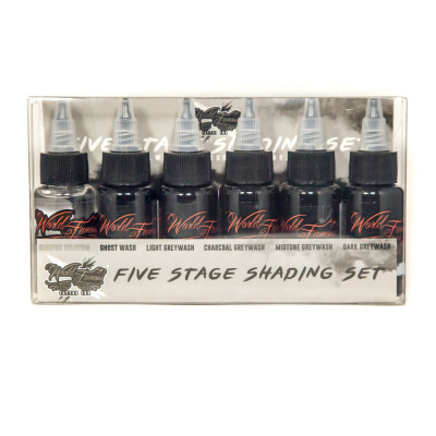 Five-Stage Shading Set (Теневой сэт из 5 градаций)